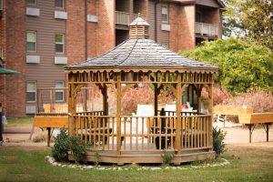 Autumn Ridge Residences | Gazebo